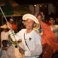 Abanderada 2015 Tuna de Tambores