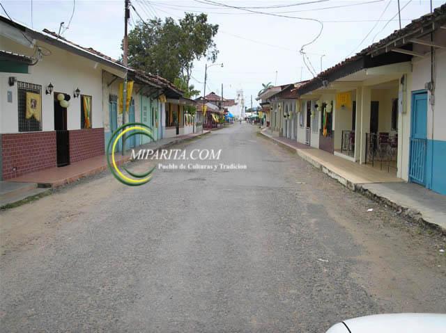Pueblo de Parita