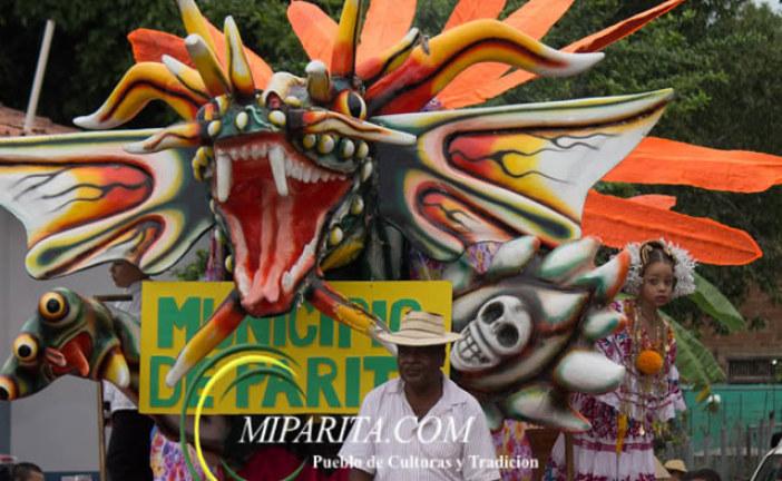 Segunda entrega Desfile de Carreta 2015 Parita