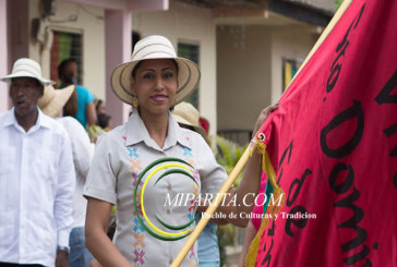 Desfile de Carretas Fiestas  Fundación Parita 2015.