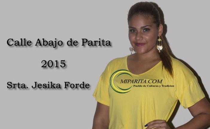 Reina Calle Abajo de Parita 2015