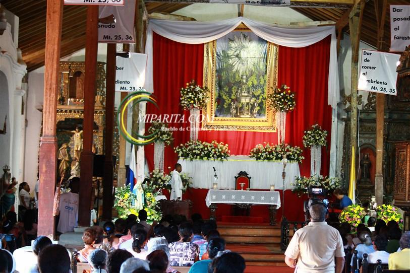 Reseña Historica de  Christi de Parita