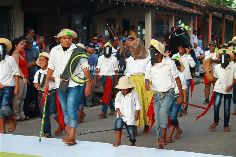 Danza del Torito Guapo Pariteño